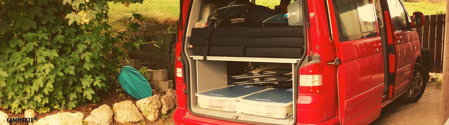 Was macht den Multivan zum Camper?