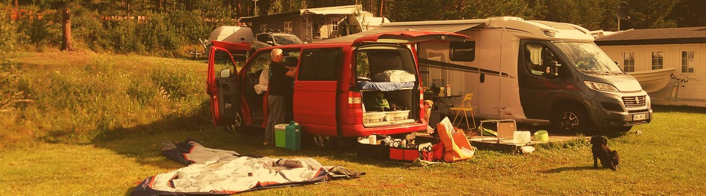Camper-Equipment: Preise, Shops und Praxistests
