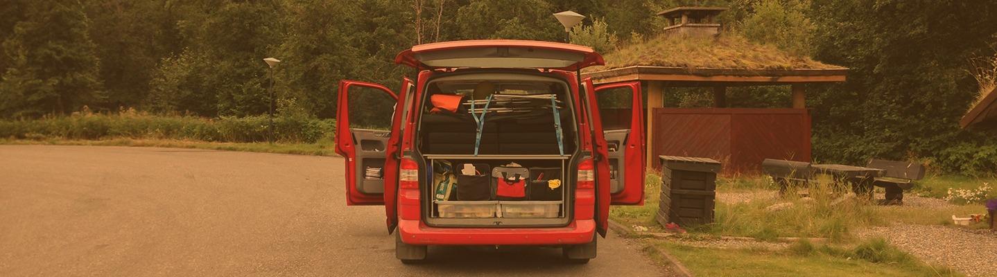 Packen: Haben wir alles und was kommt wohin?