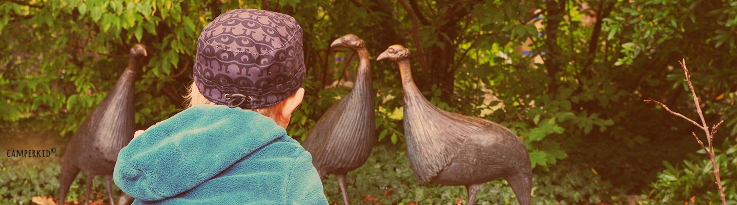Sonntag im Berliner Zoo: überall Leertiere!