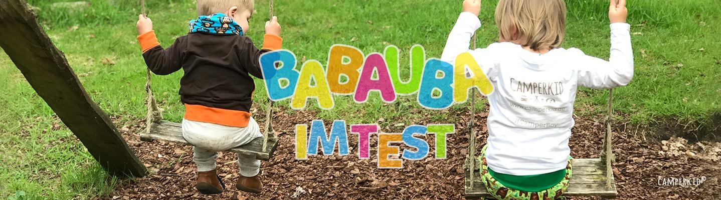 Selber nähen oder Babauba, das fröhlich bunte Wiener Label. *werbung*